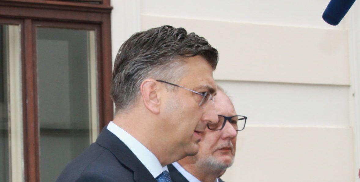 """Plenković: KB Dubrava postaje respiratorni centar za koronavirus. """"Trenutno smo na 49 zaraženih"""""""