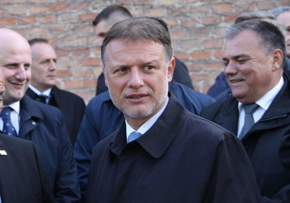 PREDSJEDNIK HRVATSKOG SABORA i Glavni tajnik HDZ-a Jandroković optužio Kovača za agresiju i manipulacije