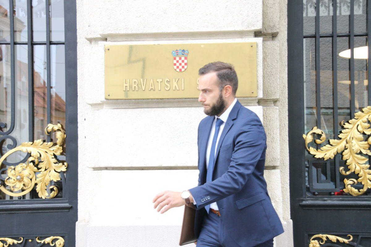 Ministar rada i mirovinskog sustava Aladrović: HDZ-ova kampanja možda je pretjerano oštra