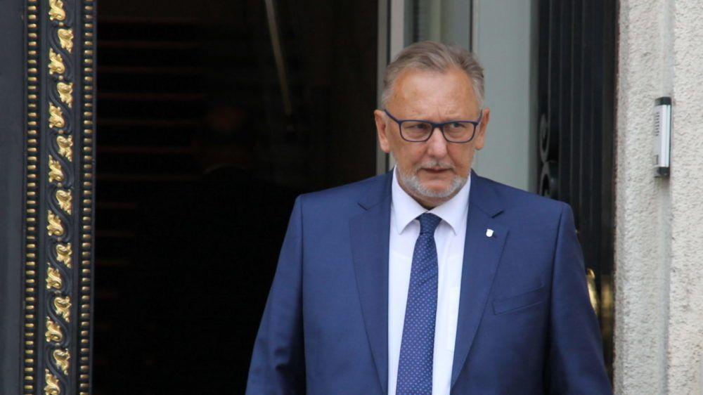 Božinović najavio informatički sustav praćenja zaraženih od koronavirusa