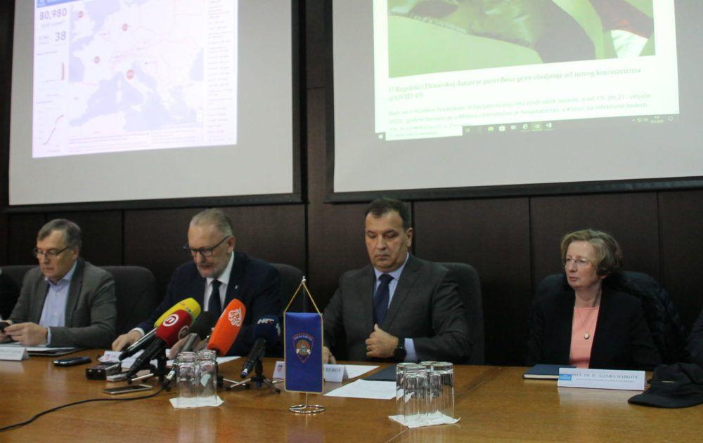 KORONAVIRUS Nacionalni stožer: Preporučuje se odgoda događaja s više od 1000 ljudi