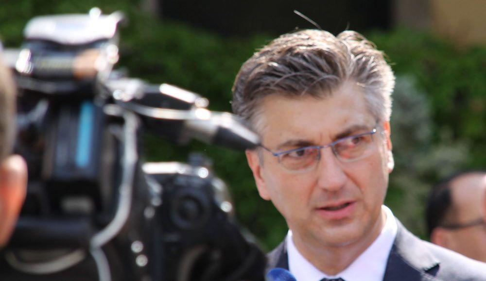 PANDEMIJA KORONAVIRUSA Plenković: Hrvatska se s ovakvom krizom još nikada nije suočila