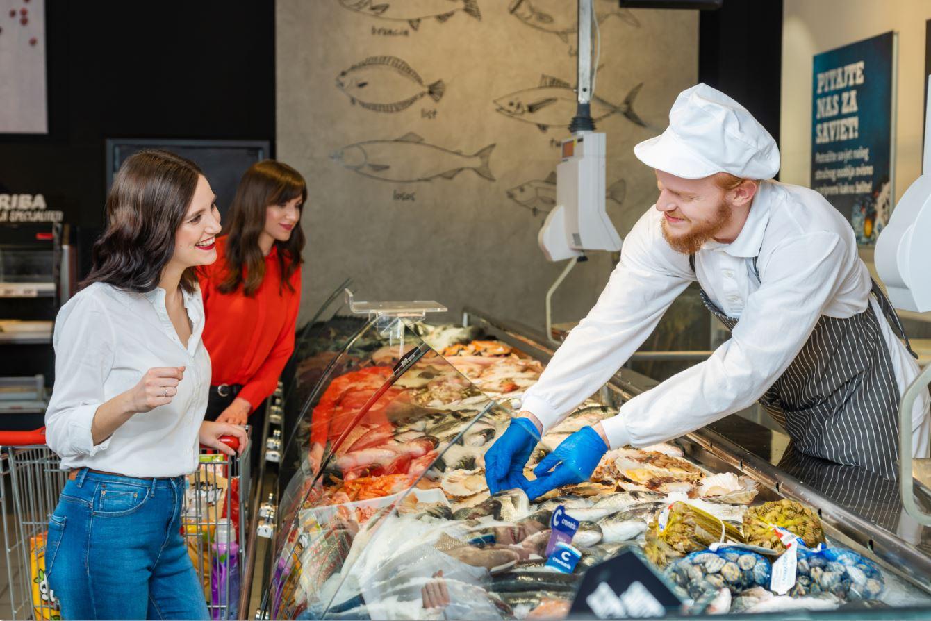 KONZUM: Preduskrsno razdoblje idealan je trenutak da u naše jelovnike uvedemo svježu morsku i slatkovodnu ribu