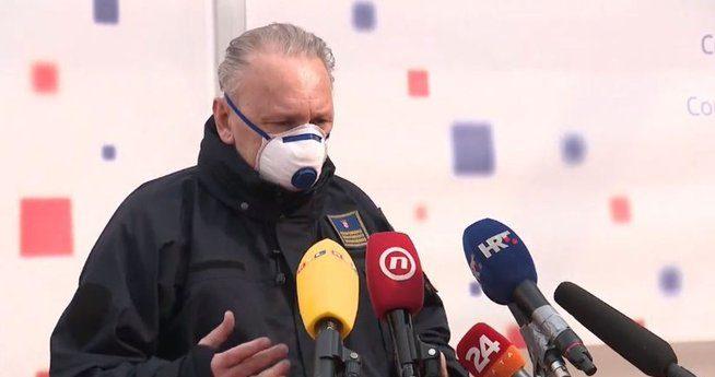 Božinović: Štete se još utvrđuju, nema novih informacija o žrtvama potresa