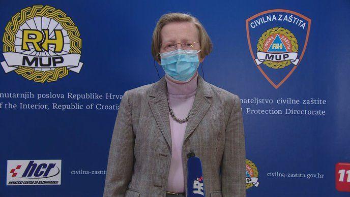 Markotić za HTV: kada je riječ o propisanim mjerama zaštite od koronavirusa, građani Zagreba danas su se ponašali za pet