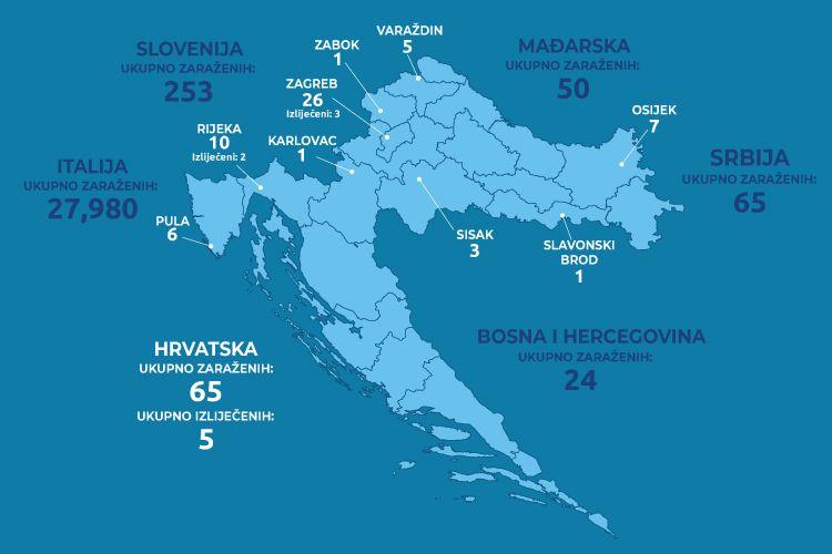 Vlada otvorila posebnu internetsku stranicu – koronavirus.hr