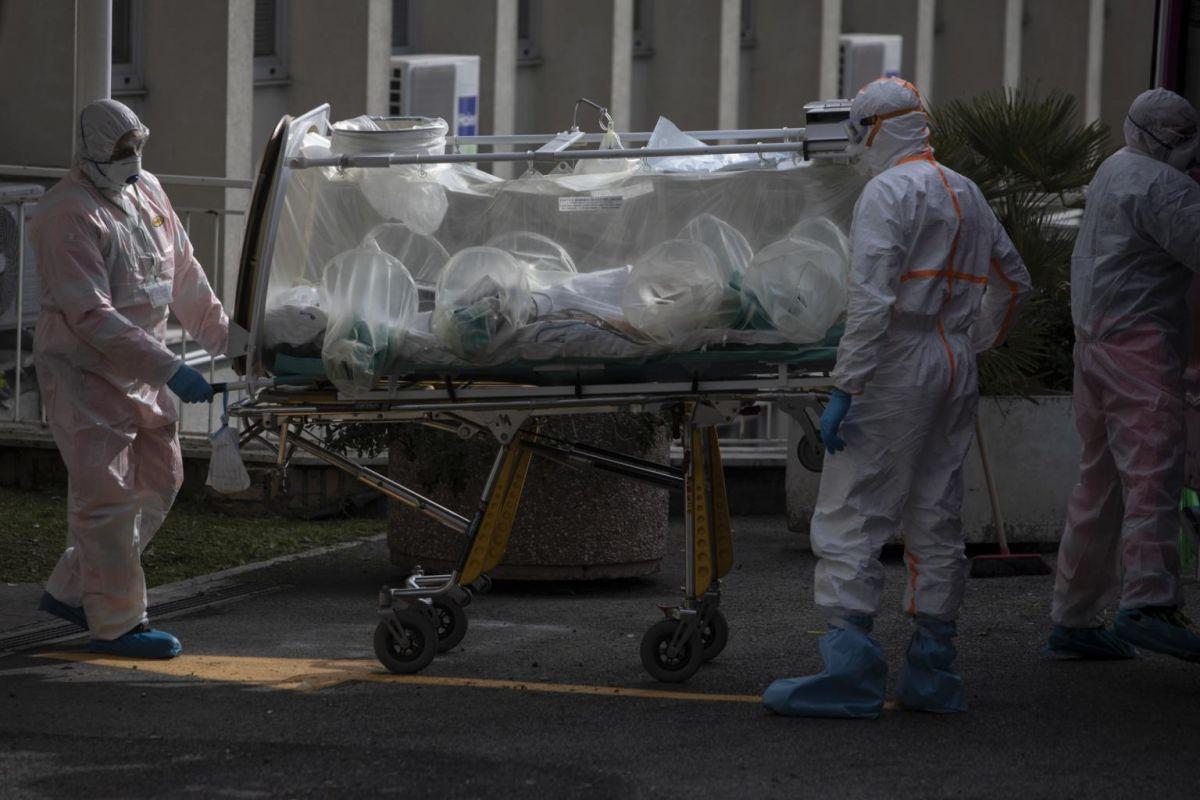 KORONAVIRUS U posljednja 24 sata u Italiji od Covida-19 umrlo gotovo 800 ljudi