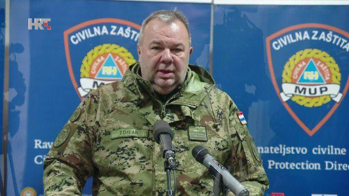 Nacionalni stožer civilne zaštite: Zaražena trojica hrvatskih vojnika u Litvi, ukidaju se domaći letovi