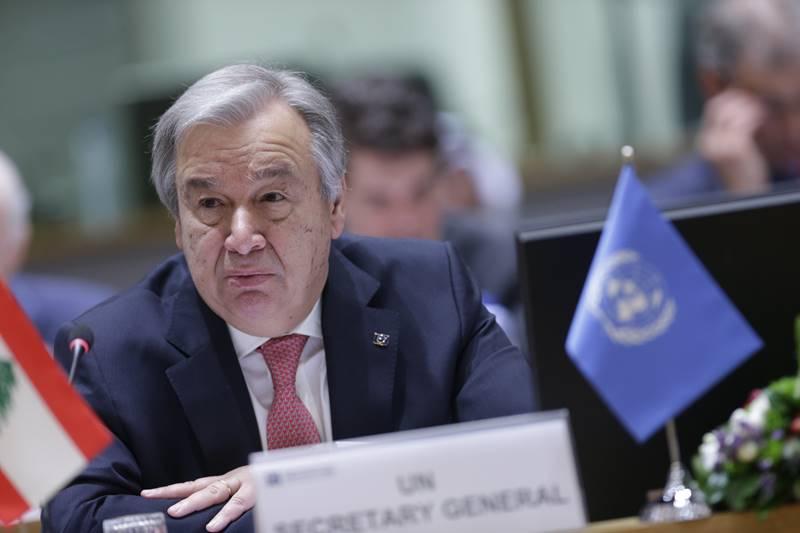 """Glavni tajnik UN-a upozorava da koronavirus daje vladajućima izliku za represiju: građanske slobode i sloboda tiska """"ključni"""""""