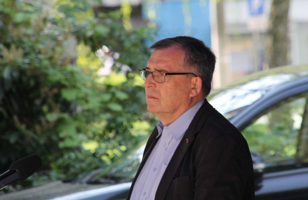 Krunoslav Capak: Prijetnji smrću nemam, nisam ih dobio, ali dobio sam puno neugodnih mailova ljudi koji smatraju da sam dočekao svojih pet minuta
