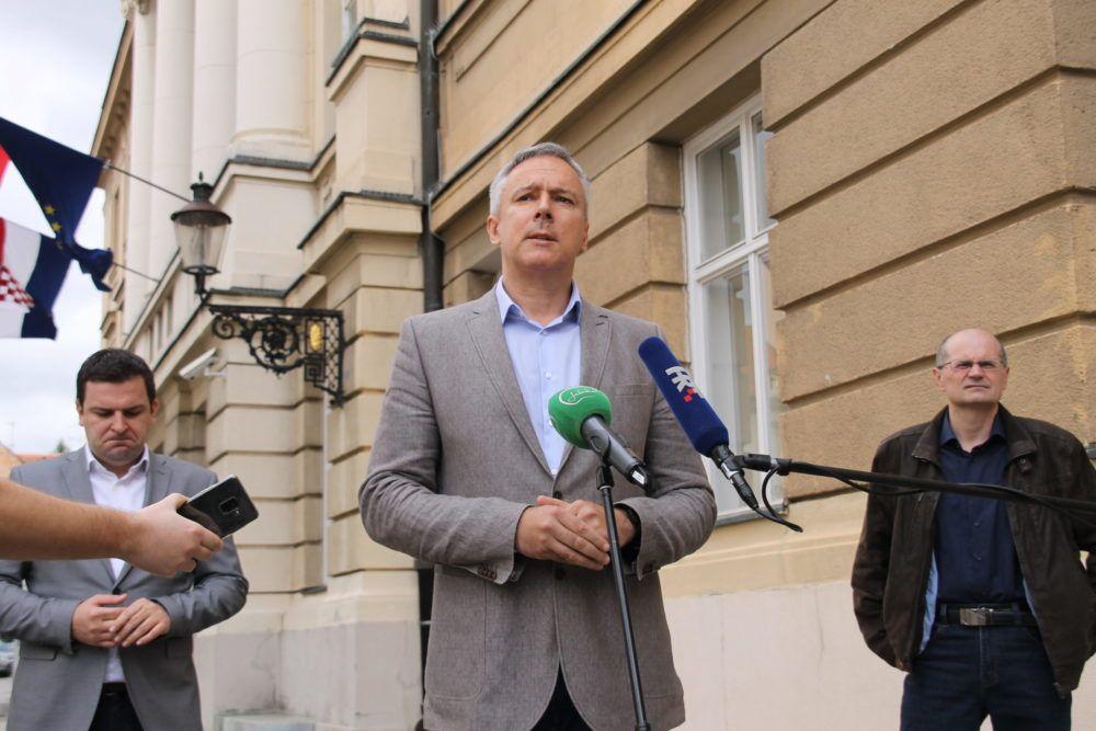 HSLS: Želimo spriječiti da potpore za obnovu u Zagrebu dobiju špekulanti