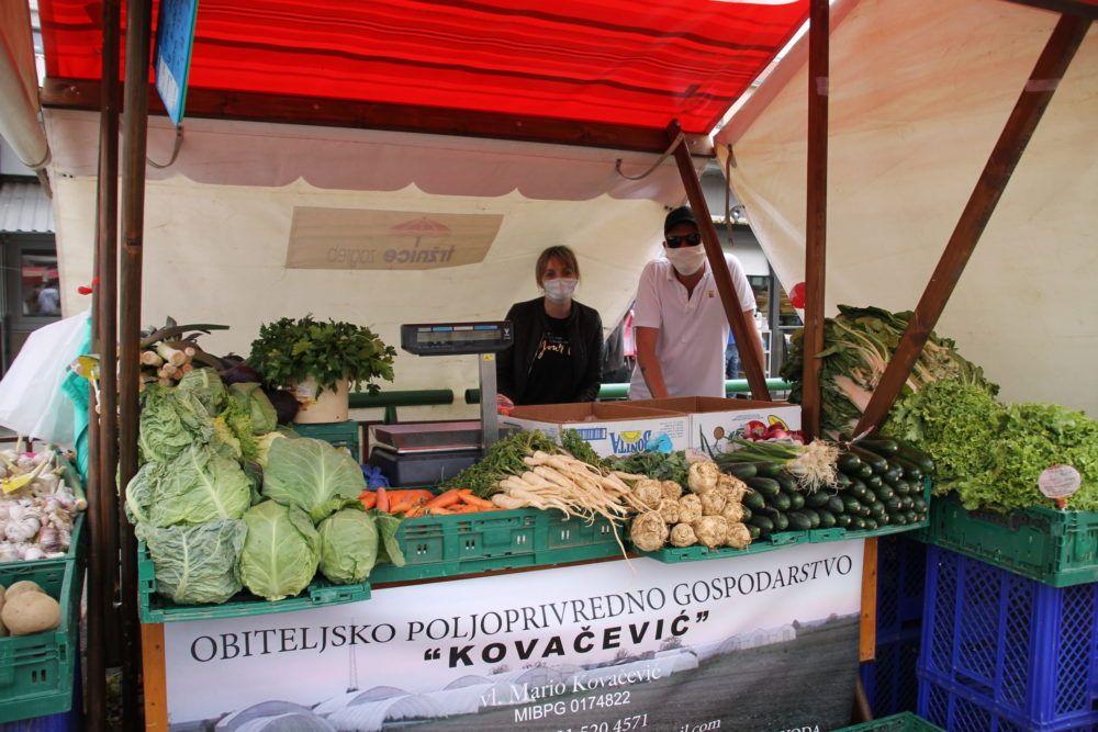 ZAGREBAČKE TRŽNICE BRILJIRALE U DOBA PANDEMIJE: vraćaju hrvatskim građanima ukus domaće proizvodnje hrane