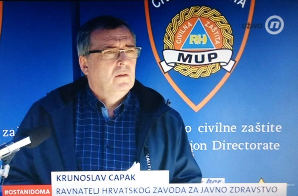 NACIONALNI STOŽER: U Hrvatskoj 50 novih slučajeva koronavirusa, ukupno 1650, dvoje preminulo, a oboje su bili kronični bolesnici