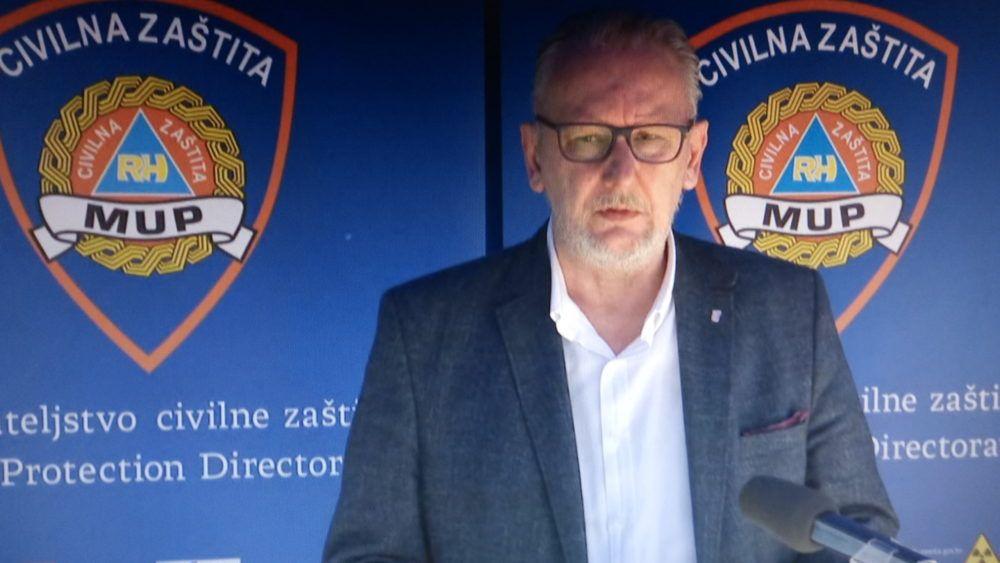 VODITELJ NACIONALNOG STOŽERA Božinović: Odluka o zabrani rada trgovina nedjeljom donesena na preporuku struke