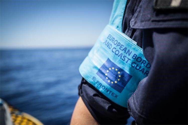 HRVATSKA POLICIJA sudjeluje u zajedničkim akcijama FRONTEX-a na moru, na području Grčke