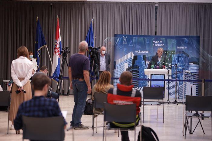 Grad Zagreb: Epidemiološka situacija povoljna, već dva dana zaredom nema novih osoba zaraženih koronavirusom