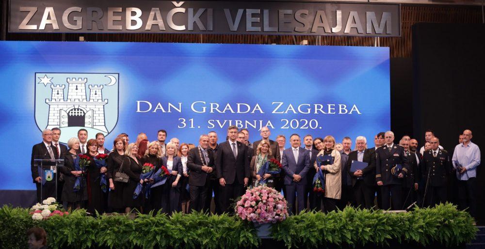 Dan grada Zagreba, 31. svibnja: general-bojnik Blago Zadro posmrtno je proglašen počasni građanin