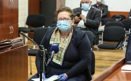 AFERA FIMI MEDIA Pavošević: Izvršavala sam naredbe odgovornih u HDZ-u kako ne bih ostala bez posla; Nisam nikom isplaćivala tko nije radio za HDZ