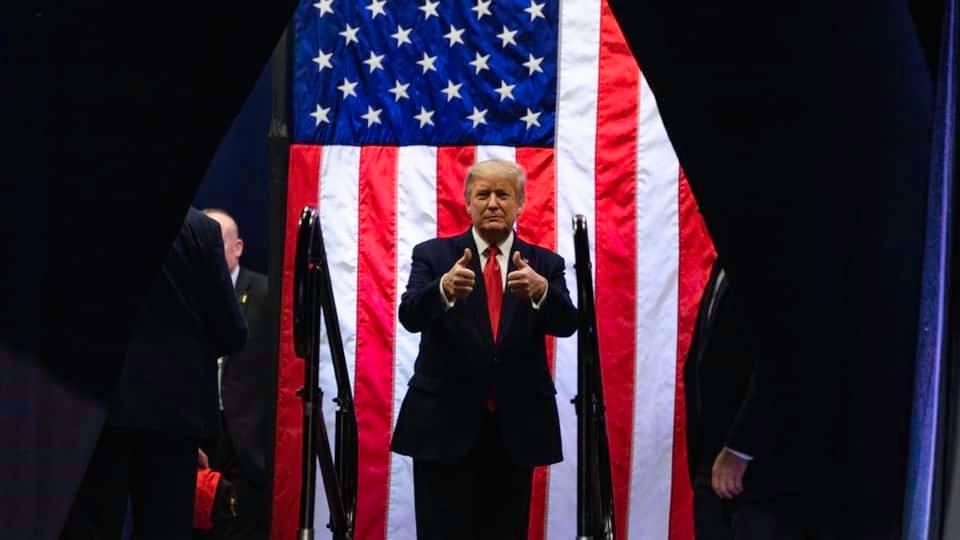 """Američki predsjednik Trump čestitao UFC-u na priredbi: Treba nam sport, """"važno da se vrate sportske lige"""""""
