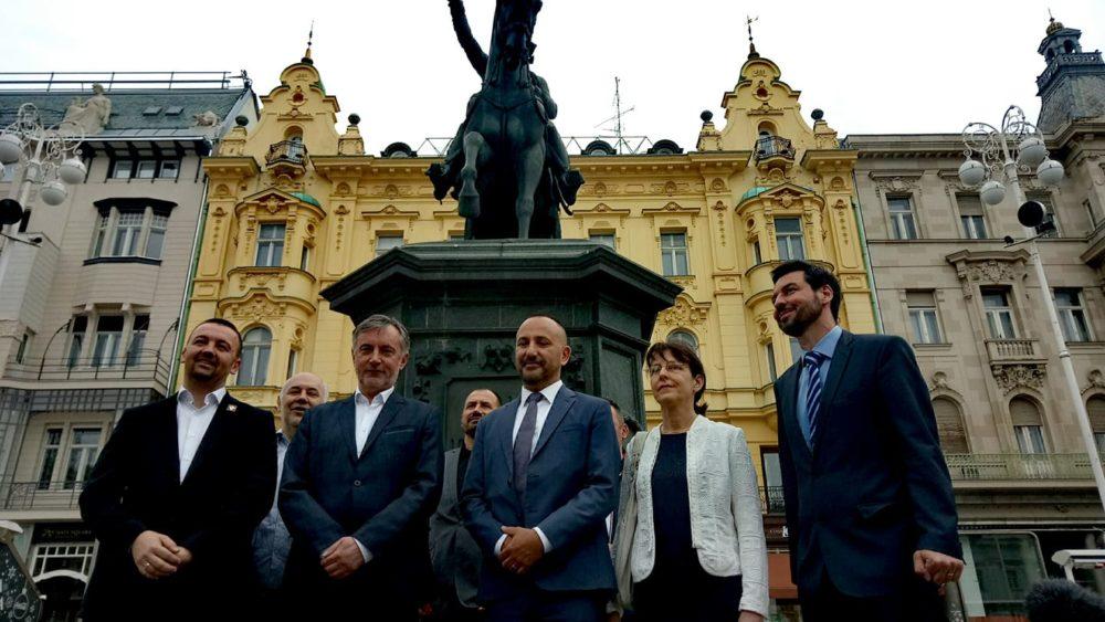 Miroslav Škoro i Hrvatski suverenisti potpisali koalicijski sporazum