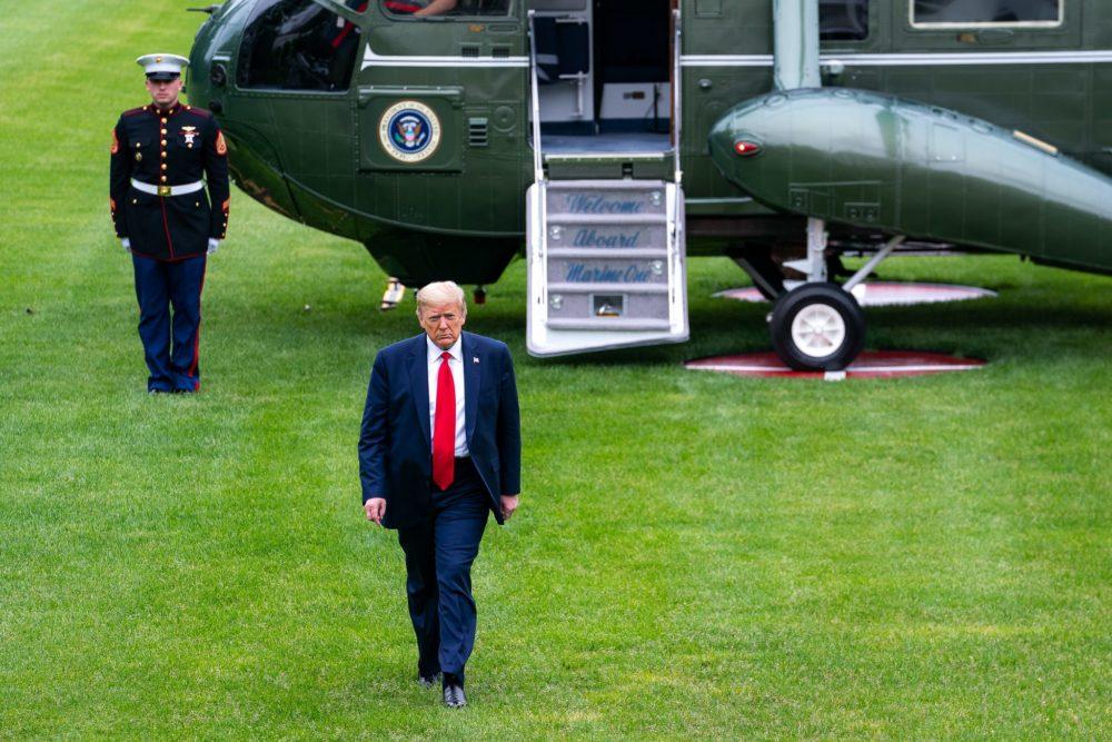 """Američki predsjednik Trump: savezne države moraju dopustiti održavanje misa; """"U Americi trebamo više molitve, a ne manje"""""""