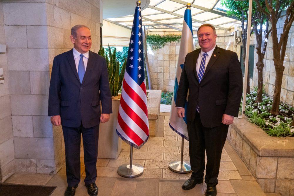 Američki državni tajnik Pompeo pohvalio Izrael, kritizirao Kinu