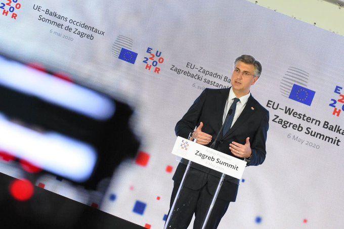 Plenković: ovo je bio samit o proširenju, zapadni Balkan nije zaboravljen