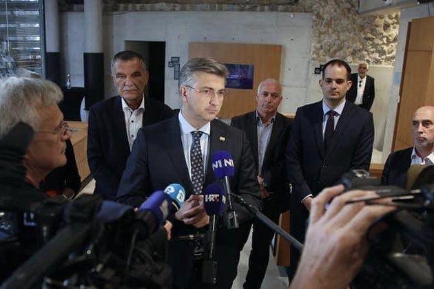 ŠEF HDZ-a Plenković: Poslijeizborna koalicija Škore i SDP-a bila bi logična