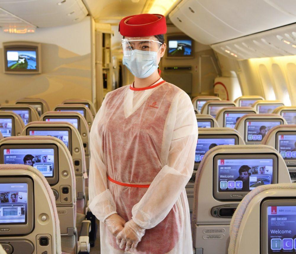 Emirates postavlja vodeće sigurnosne standarde za putnike ususret ponovnoj uspostavi letova