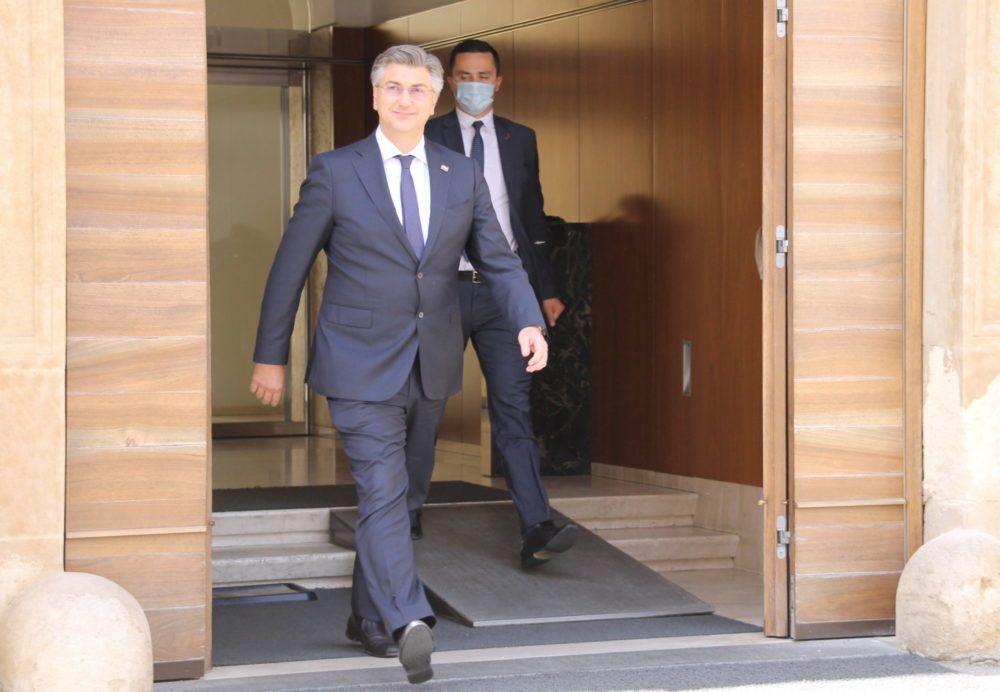 Plenković: Broj županija ostaje isti, moguća reforma općina; HDZ i HNS su pronašli zajedničke programske točke
