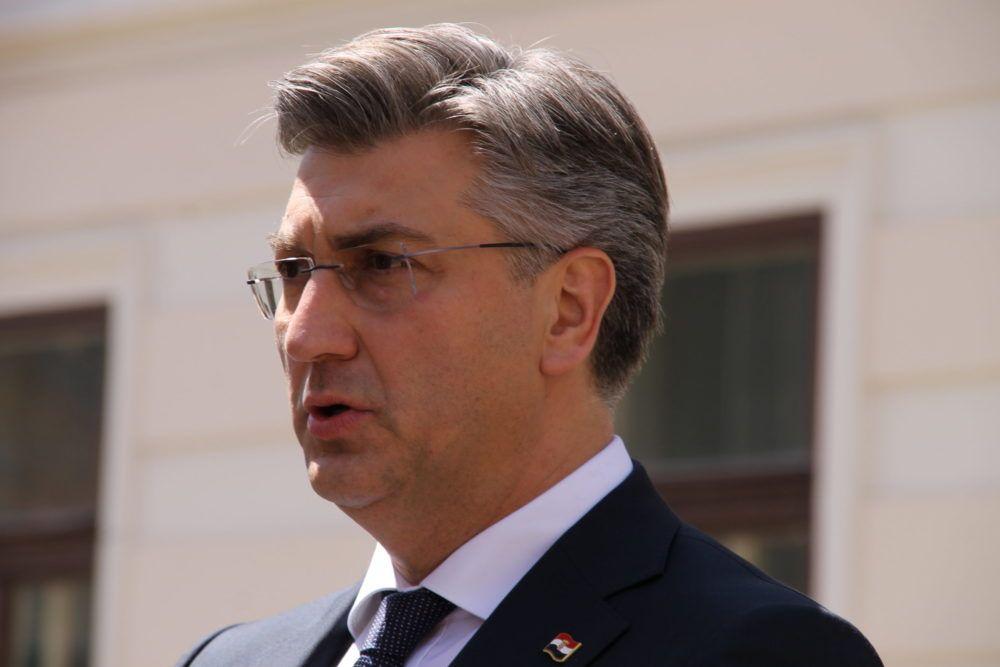 Plenković: Milanovićeva izjava da možda neće na izbore znakovita poruka Bernardiću