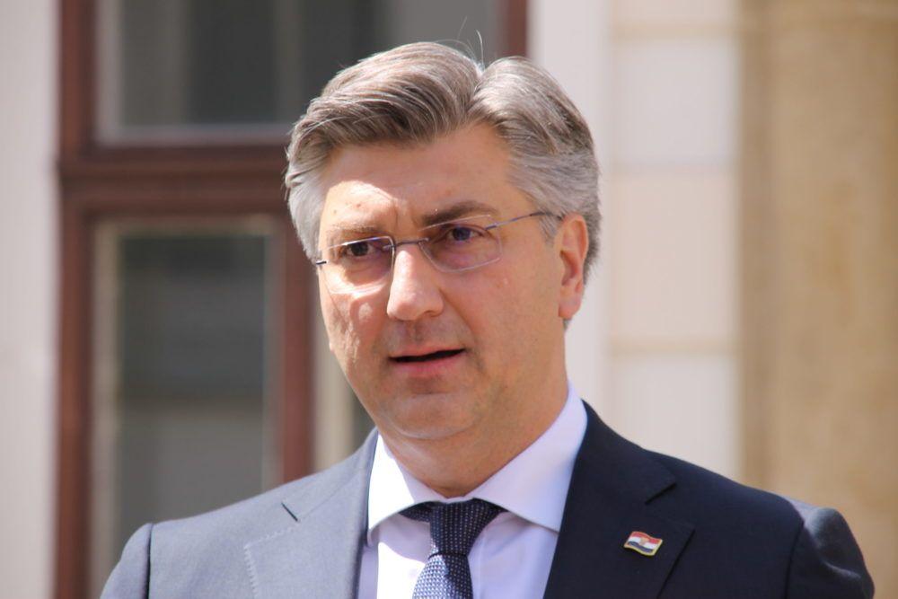 Plenković: Program HDZ-a temeljit će se i na novoj vrsti hrvatskog suverenizma