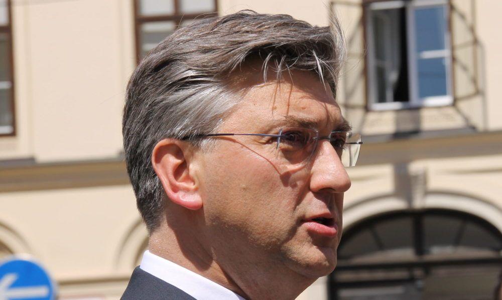 ŠEF HDZ-a Plenković o vukovarskom gradonačelniku Penavi: Koga nema, bez njega se može i mora