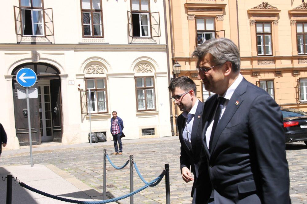 Plenković: Raspuštanje Sabora 18. svibnja, izbori krajem lipnja ili početkom srpnja