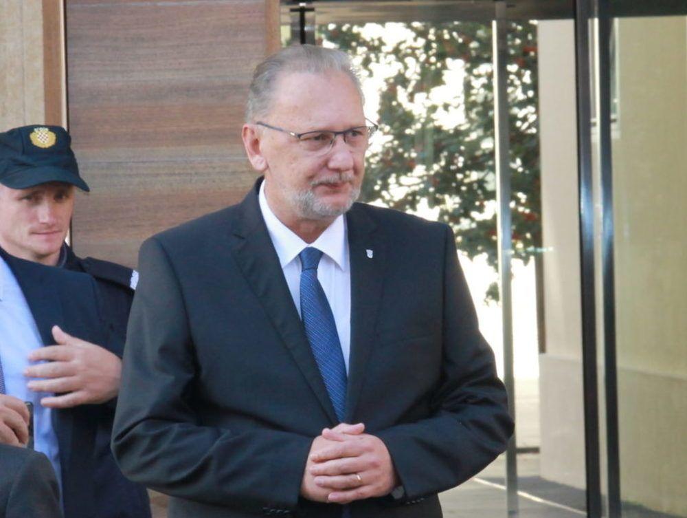 Božinović: Zadovoljni smo nastavkom protuepidemijskih aktivnosti