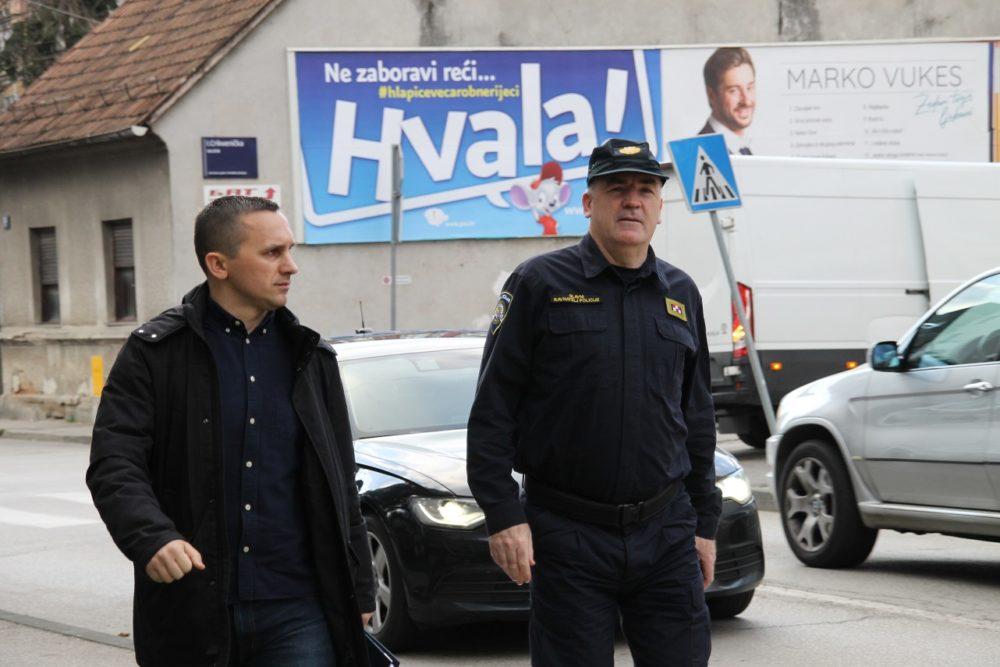 Glavni ravnatelj policije Nikola Milina: U Hrvatsku od 9. svibnja ušlo više od 14 tisuća stranih državljana