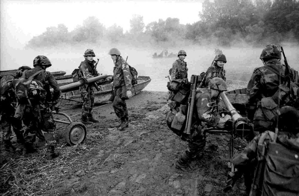 VRO BLJESAK: Hvala hrvatskim braniteljima, vojnicima, redarstvenicima koji su pokazali kako se rađa jedna snažna Hrvatska vojska