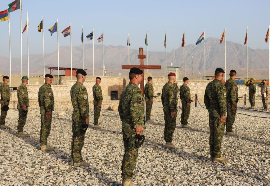 Hrvatski vojnici u Afganistanu obilježili Dan državnosti i Dan HV-a