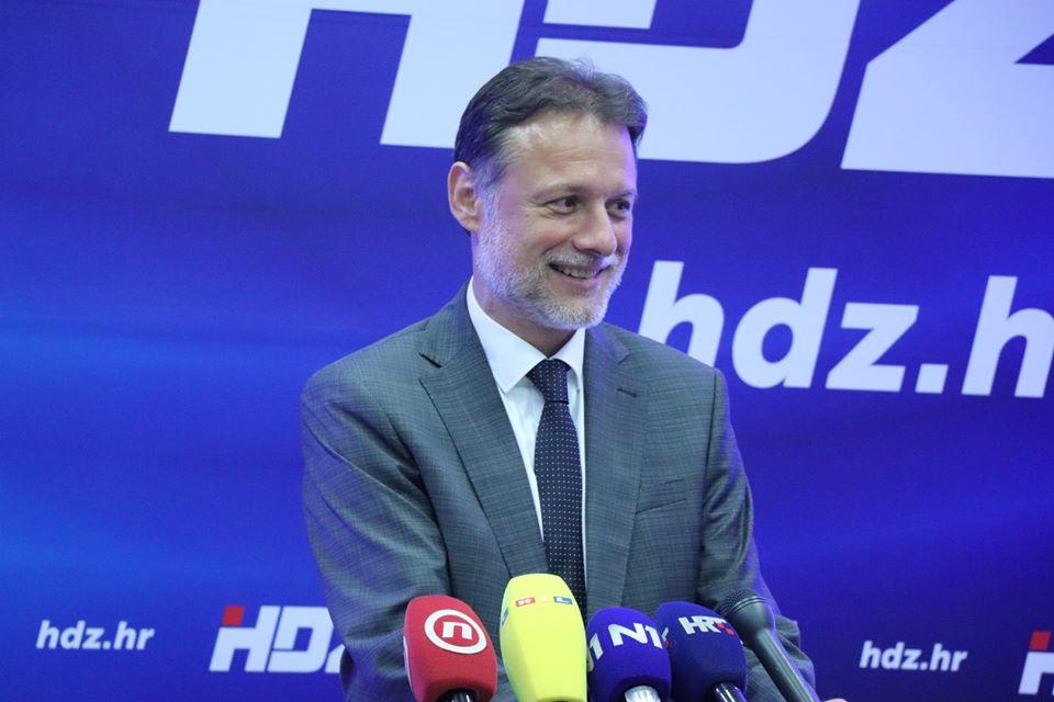 HDZ: 'Trabant' Jandroković u sučeljavanju 'pregazio' Škoru