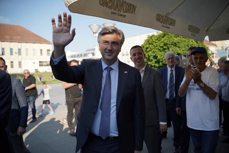 Plenković: Izbori važni za budućnost Hrvatske, o datumu odlučivao predsjednik