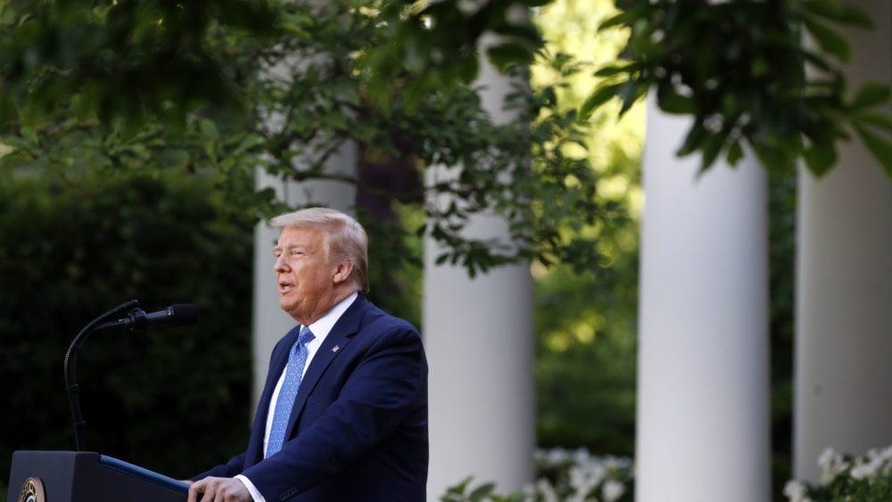 """AMERIČKI PREDSJEDNIK TRUMP zapovijedio povlačenje Nacionalne garde iz Washingtona: """"Puno manje prosvjeda od očekivanog jučer navečer!"""""""