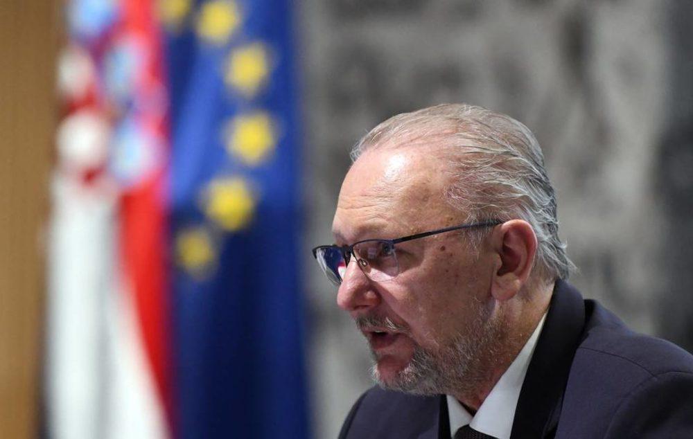 Božinović: Ministarstvo vanjskih poslova reagirat će zbog Orbana