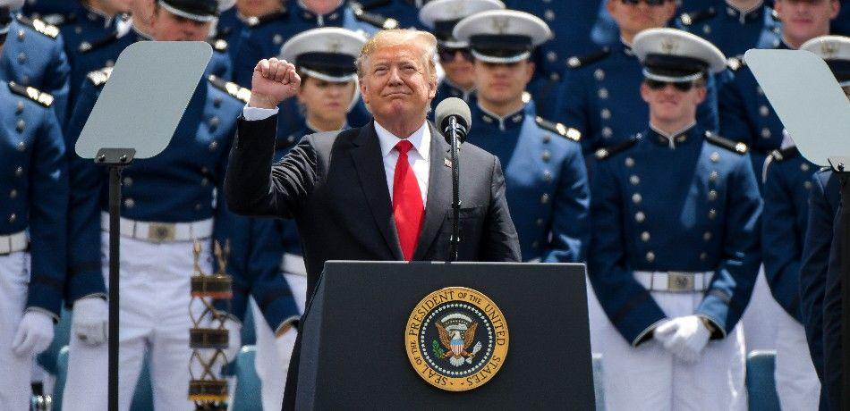 AMERIČKI PREDSJEDNIK Trump: Završavamo doba beskonačnih ratova