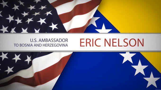Američki veleposlanik traži od BiH da ne koristi kinesku 5G tehnologiju