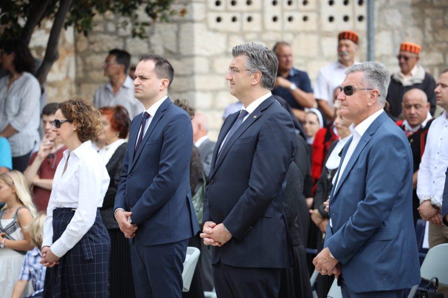 Predsjednik HDZ-a Plenković odgovorio Bernardiću: Nema kvadratomanije, šef SDP-a nije dobro čitao