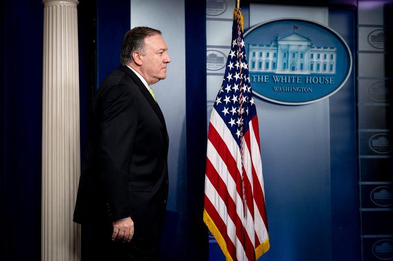 """Američki državni tajnik Pompeo pozvao Europljane da izaberu """"slobodu"""" umjesto kineske komunističke """"tiranije"""""""