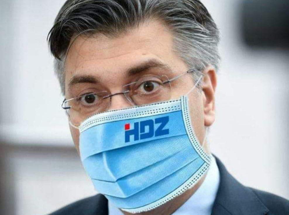 PLENKOVIĆEV HDZ POŽURIO S IZBORIMA: koronavirus se vratio da glasuje?