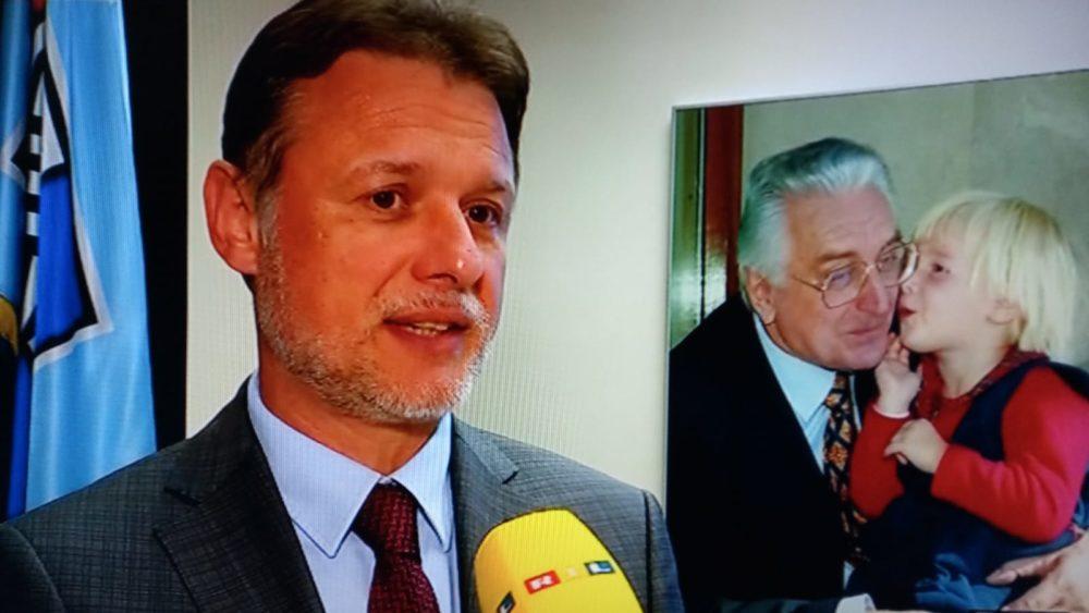 """Jandroković: """"Miro Kovač na listi HDZ-a? Još uvijek razgovaramo. Ne mogu vam još reći, Milijan Brkić nije predložen"""""""