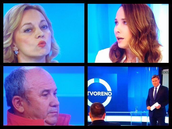 Otvoreno: Marija Selak Raspudić razmontirala Marijanu Petir; Plenkovićev novi glasnogovornik Kerum najavio veliku koaliciju HDZ-a i SDP-a