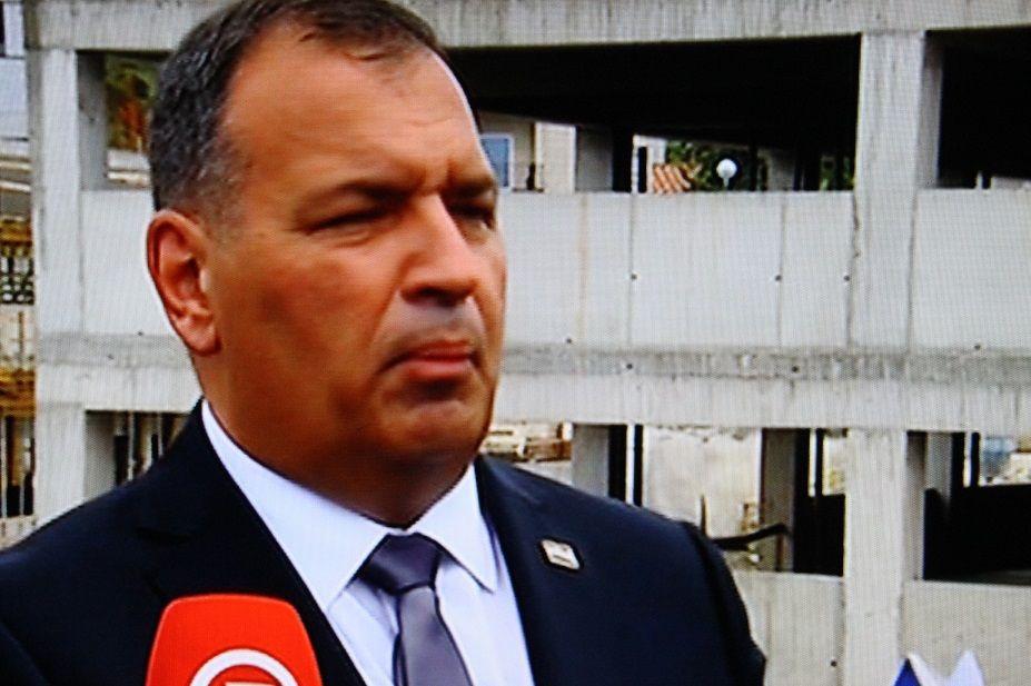 Ministar Beroš obišao gradilište nove bolnice u Rijeci